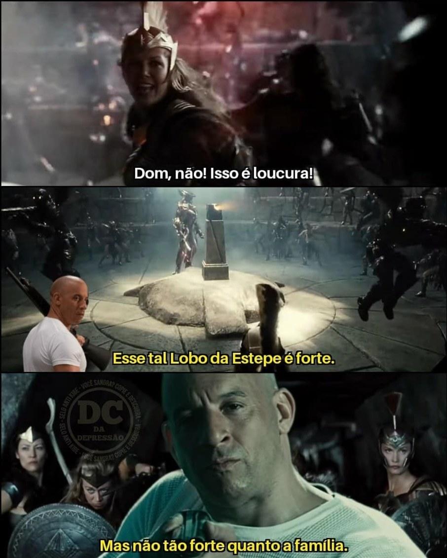 Toretto da estepe - meme