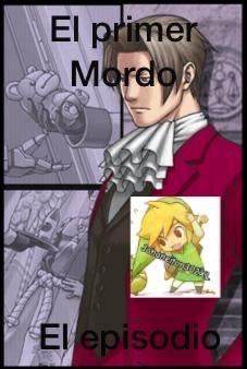 we ya el tema de Mordo está sobreexplotado pero ..... es mi primer meme de este vato