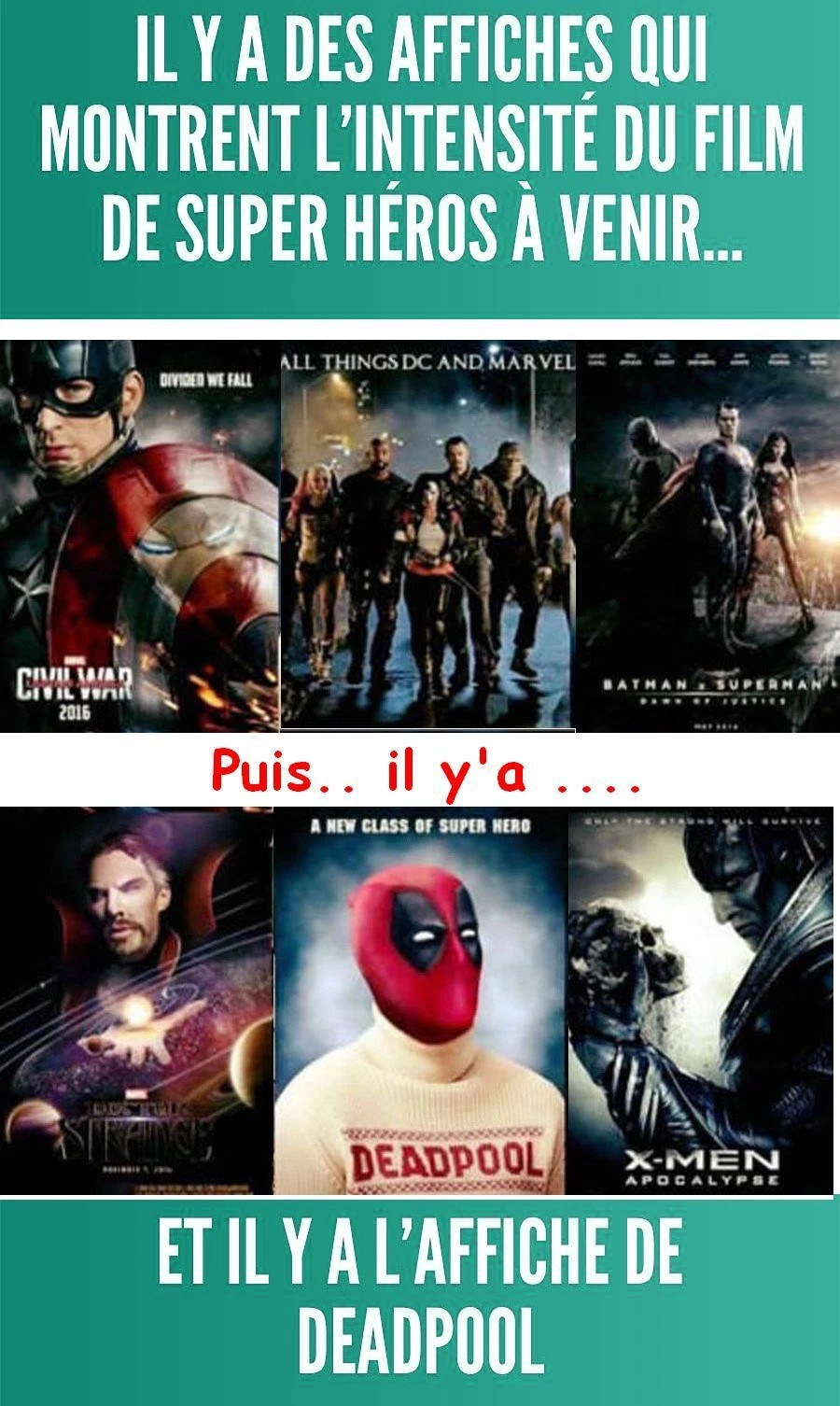 deadpool - meme