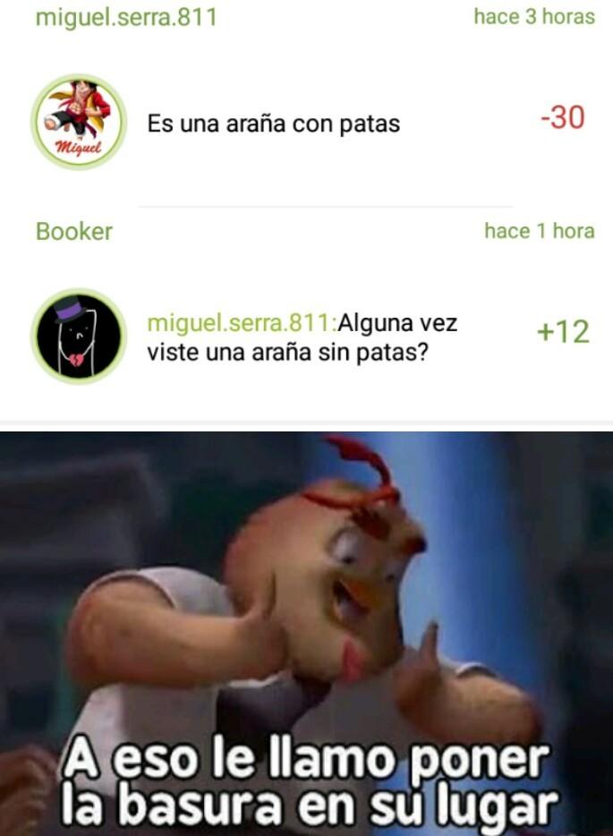 Abajo - meme