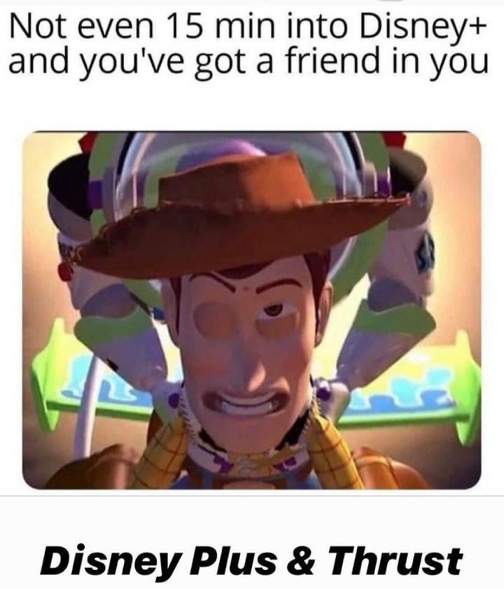 Quarantine feels - meme