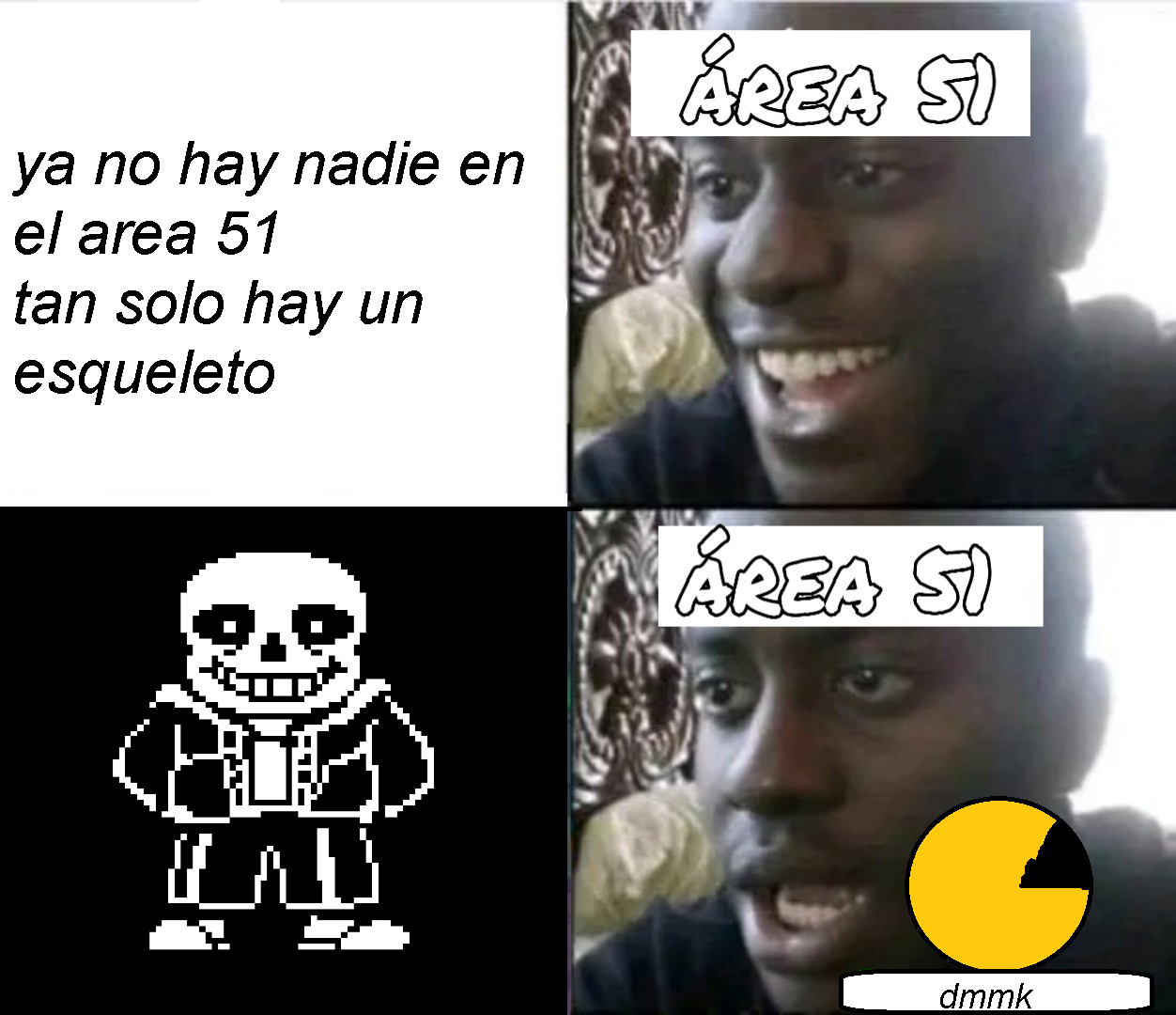 you wanna have a bad time? - meme