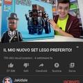 Jakidale e i Lego una gran bella storia