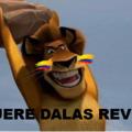 Meme malardo, pero me da igual te odio Dalas