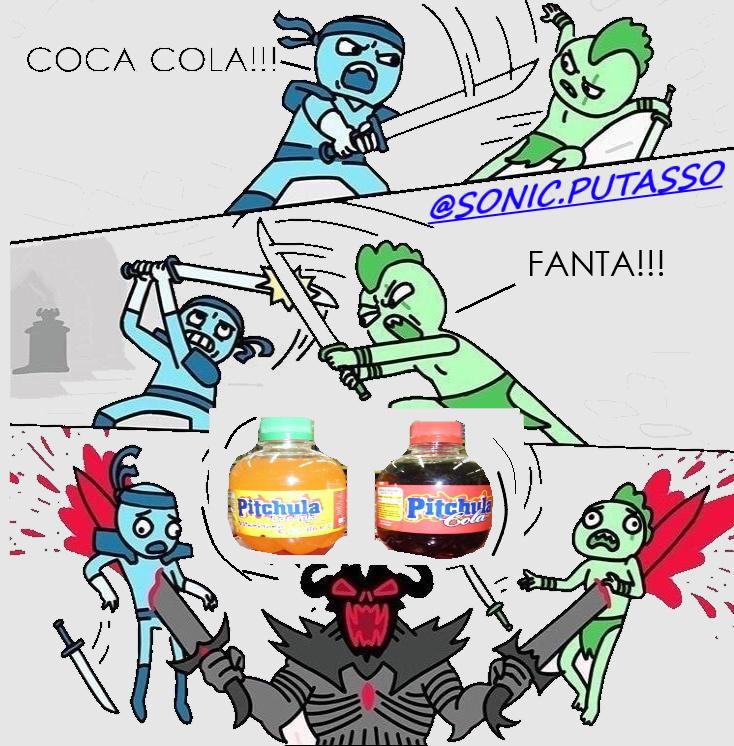 Refrigerante fds - meme
