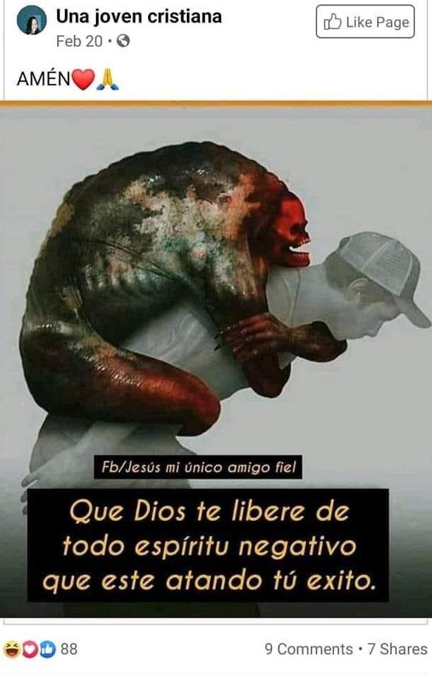 Ellis cristiano - meme