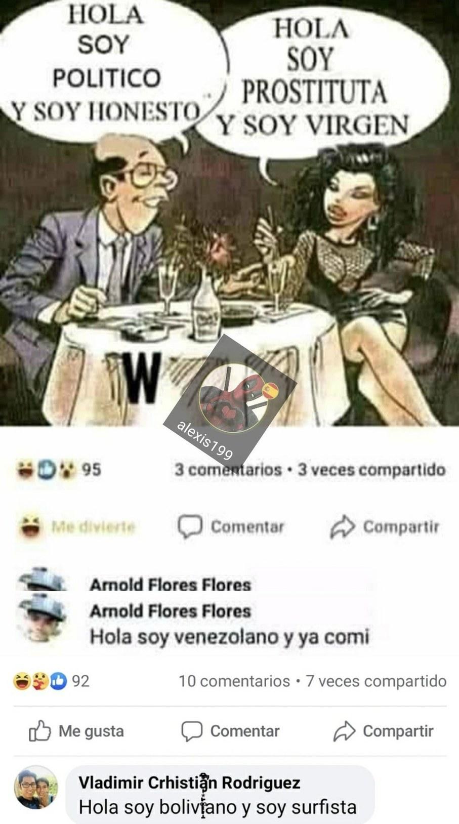 Venecas qls - meme
