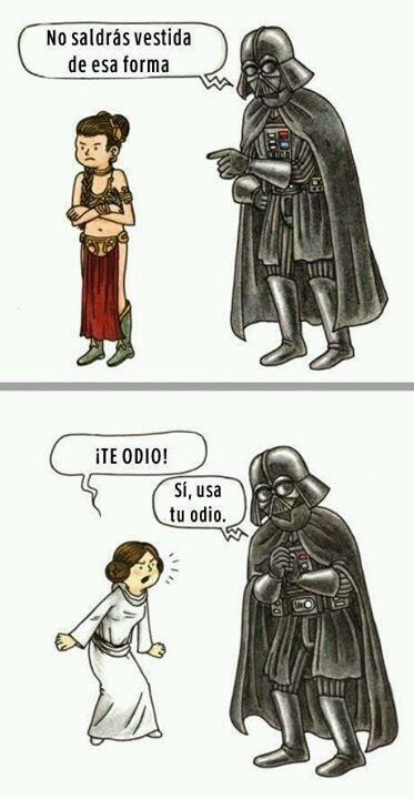 En el fondo era un buen padre... - meme