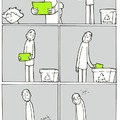 you can't simply throw it away