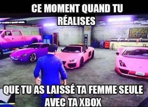 Les femmes - meme