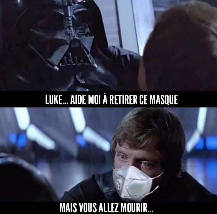 Masque - meme