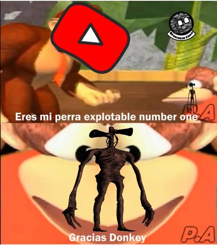 Mi primer meme de Youtube Kids