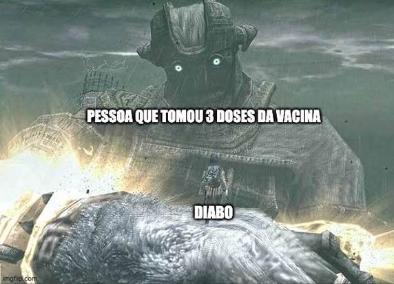 vacina - meme