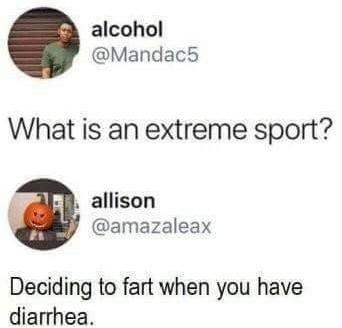 Extreme? - meme
