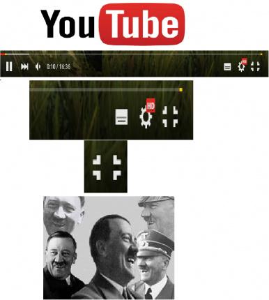 Hitler é guei - meme
