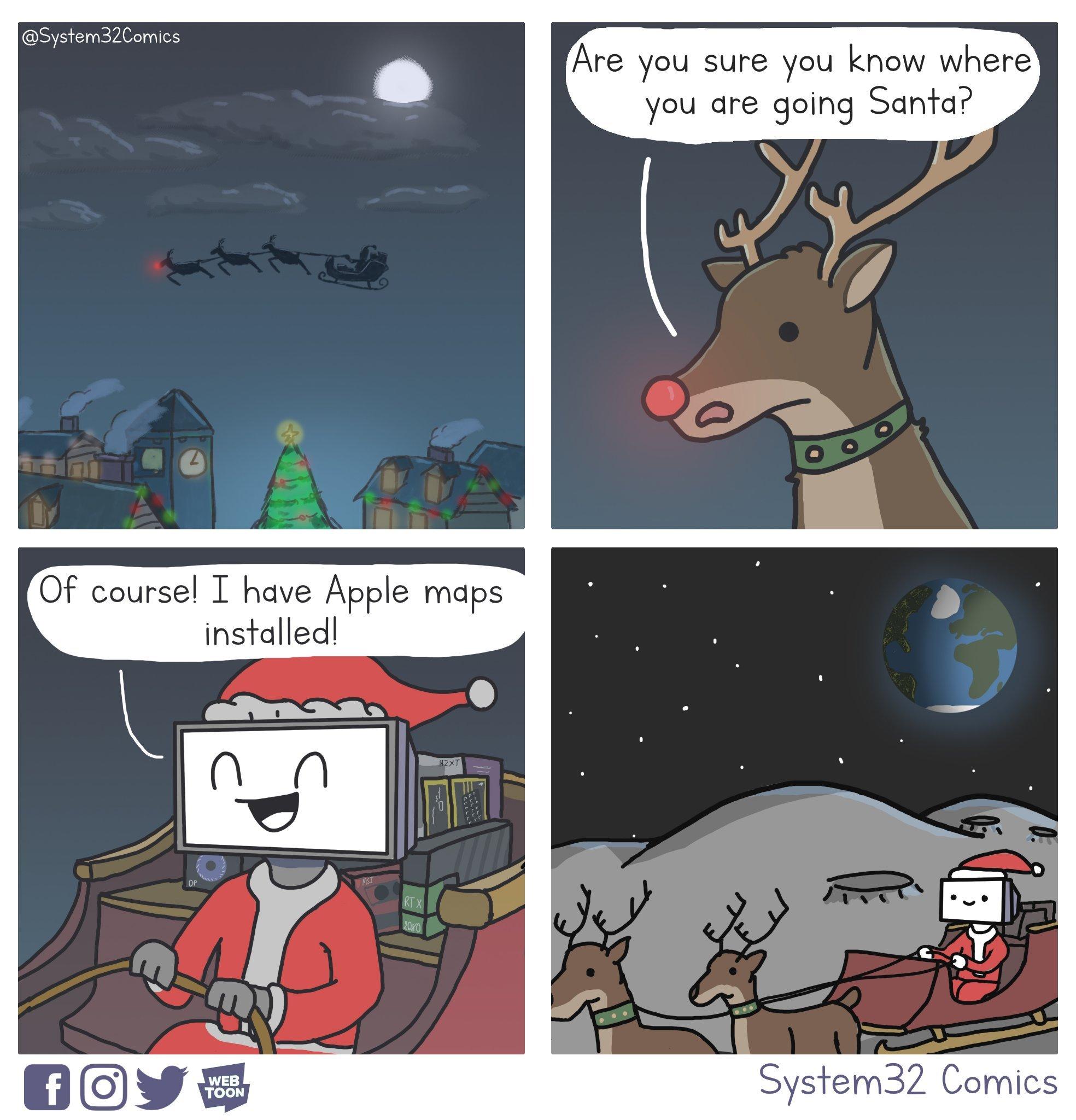 Christmas Special [OC] - meme