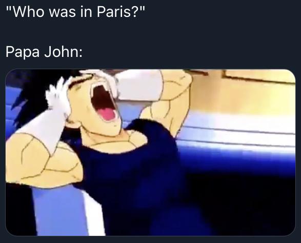 papa john - meme