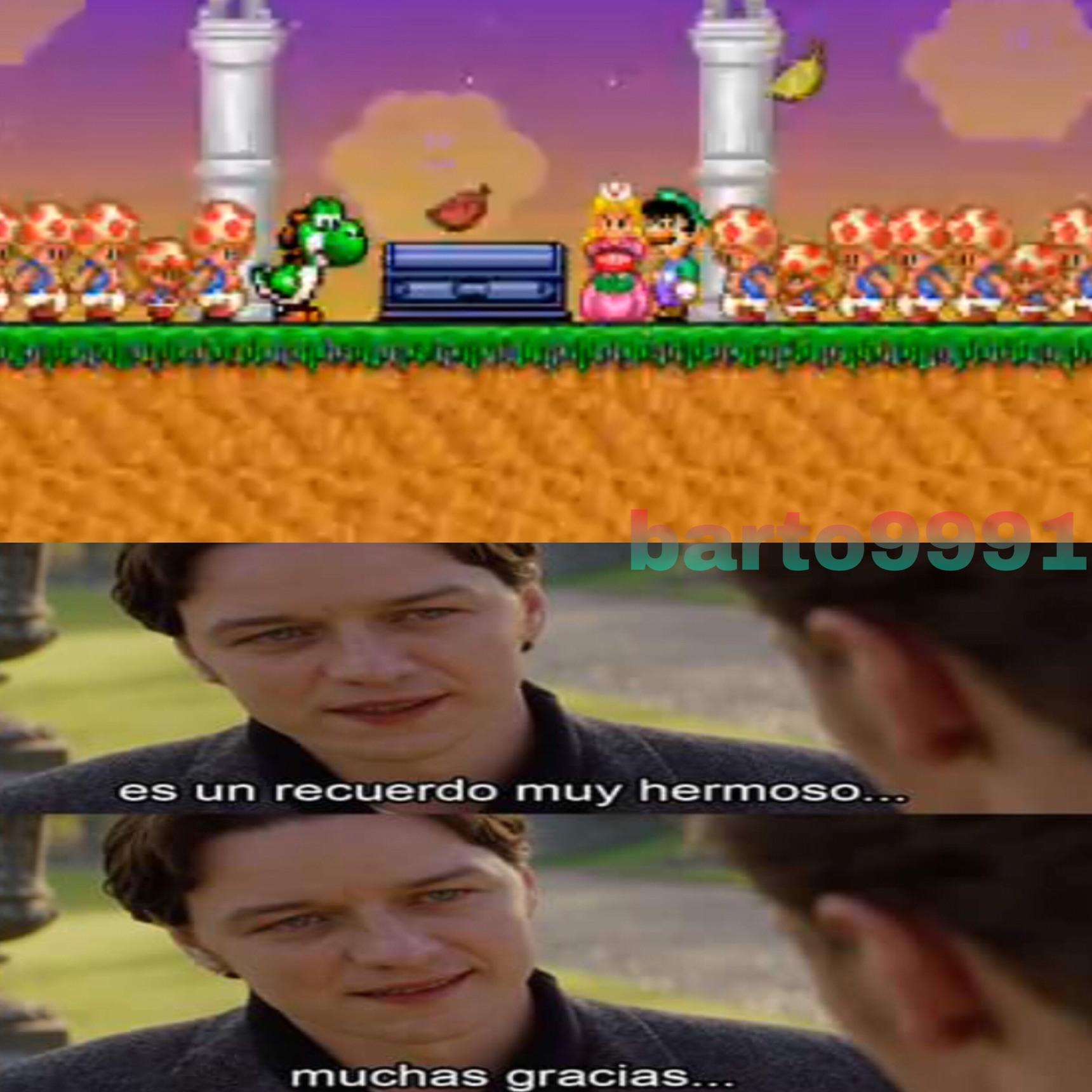 Uffff la nostalgia - meme
