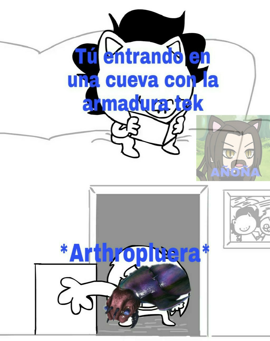 JONNYYYY >:) - meme