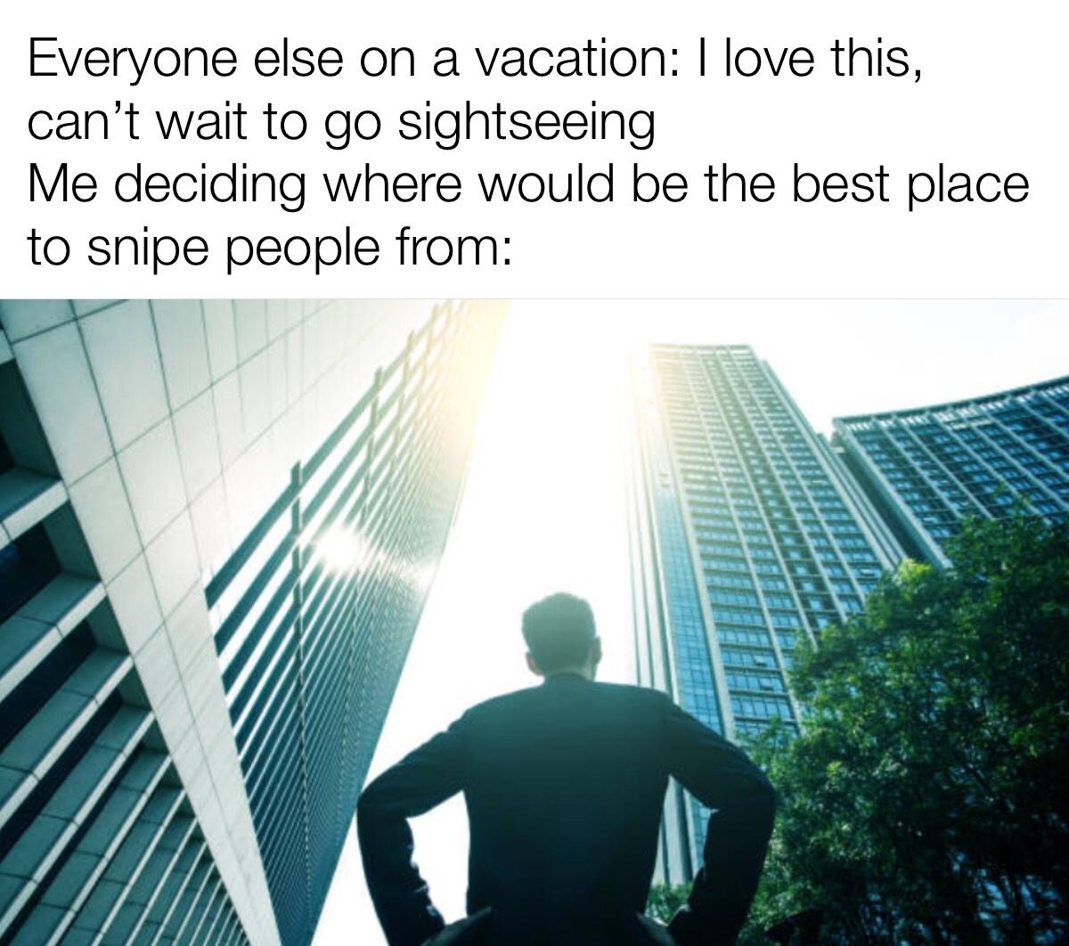 considering my options - meme