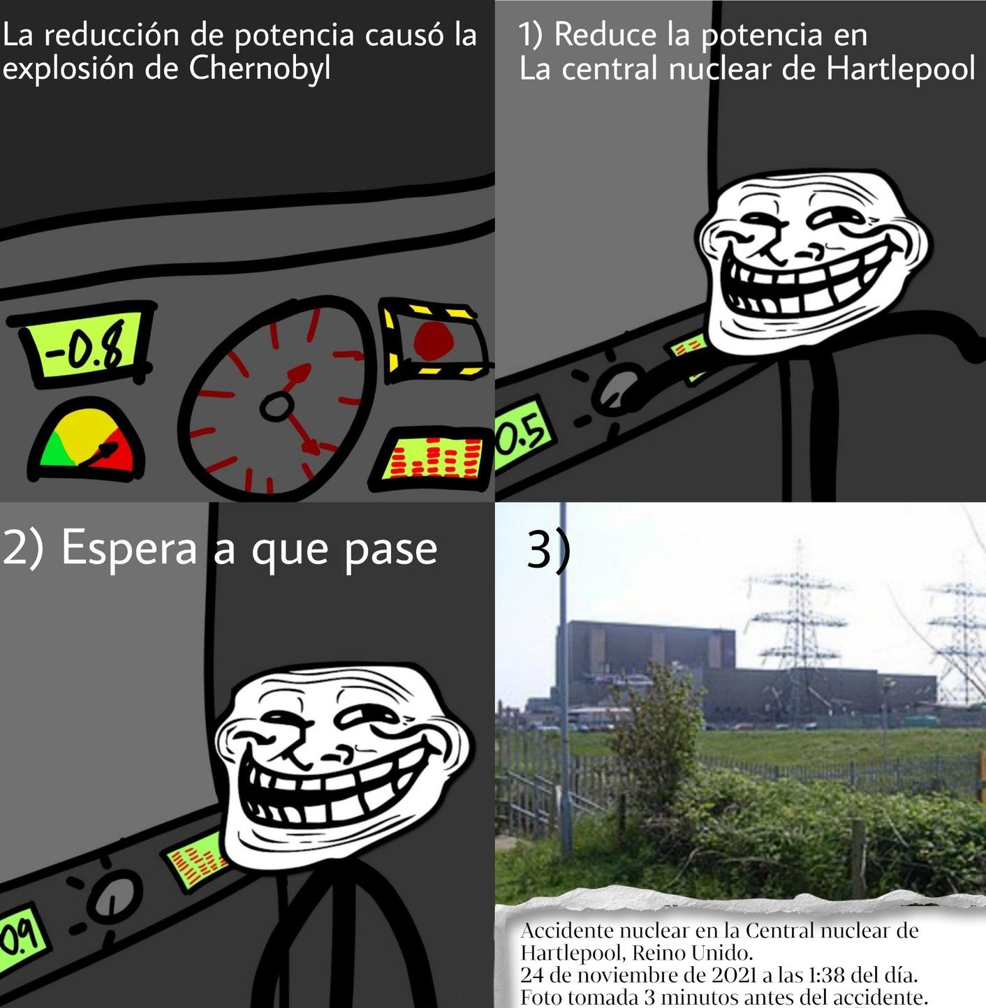 trollscience :trollface: - meme