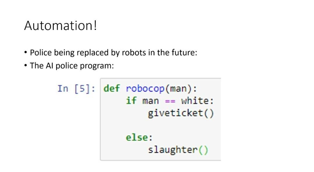 Robocops - meme