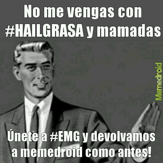 #HailEMG - meme
