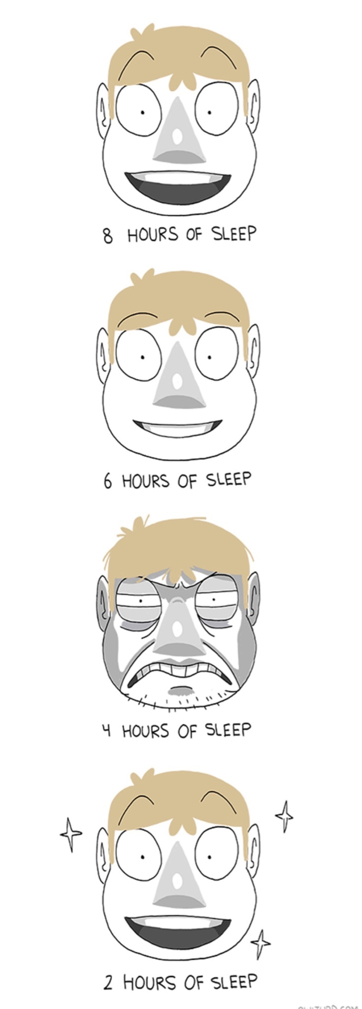 sleep logic - meme