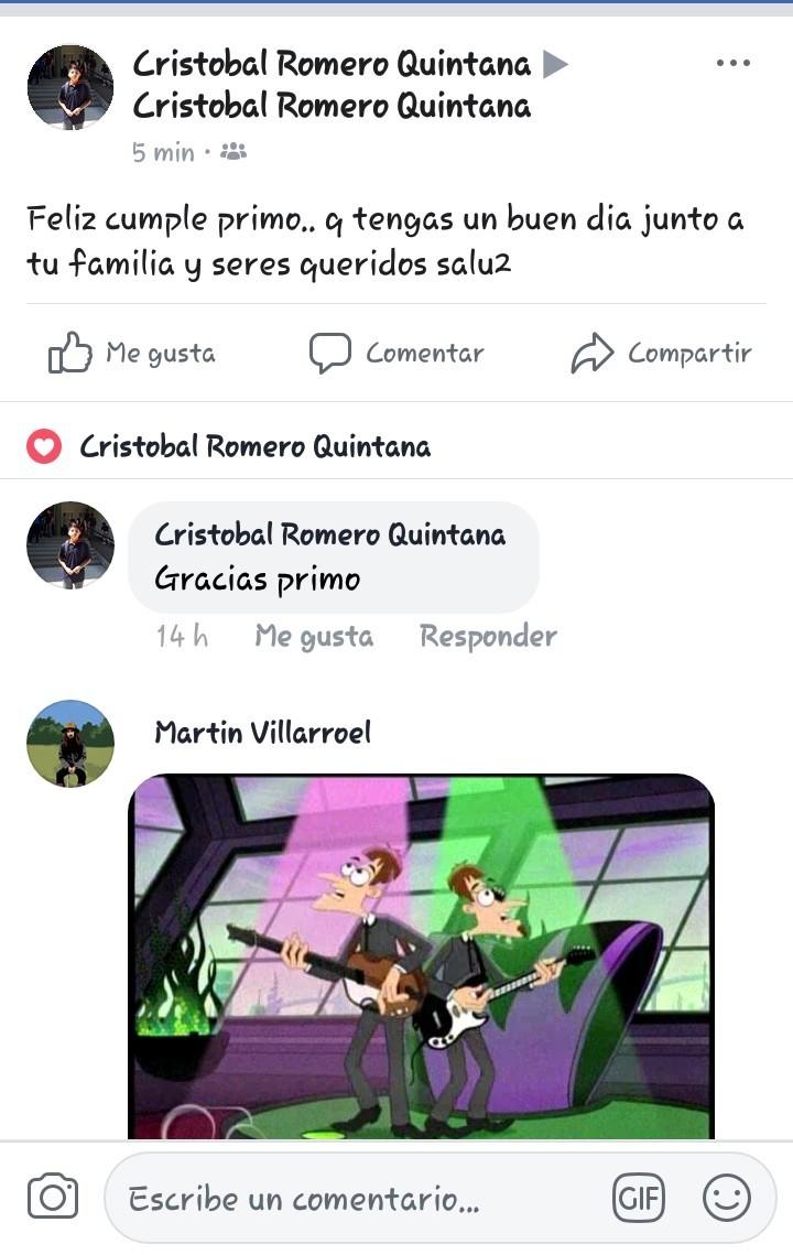 Martín Villarroel soy yo - meme