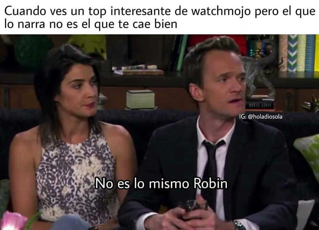 Watch mojo - meme