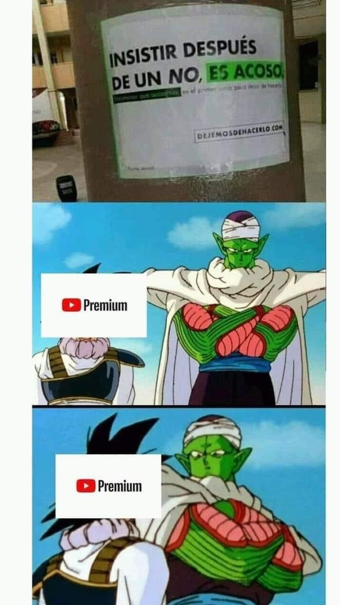 youtube si es una perra - meme