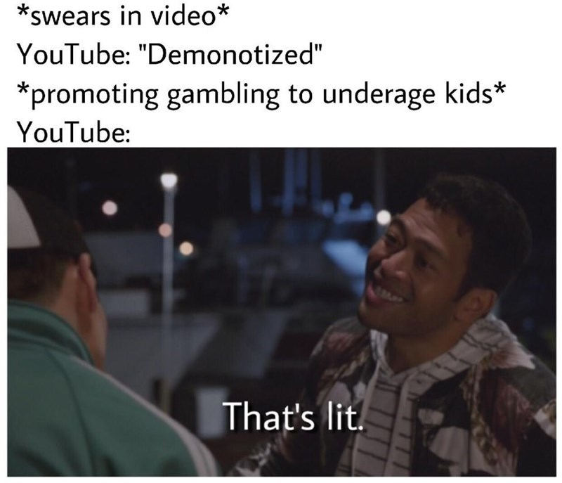 This happened to someone I know, so I made a meme about it.