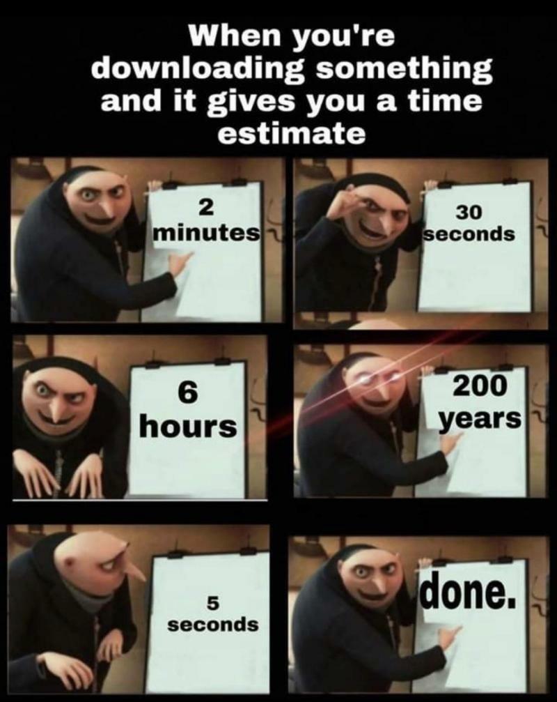 Time - meme