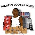 """Martin """"saqueos"""" King"""