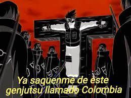 ya me canse de vivir en colombia  - meme