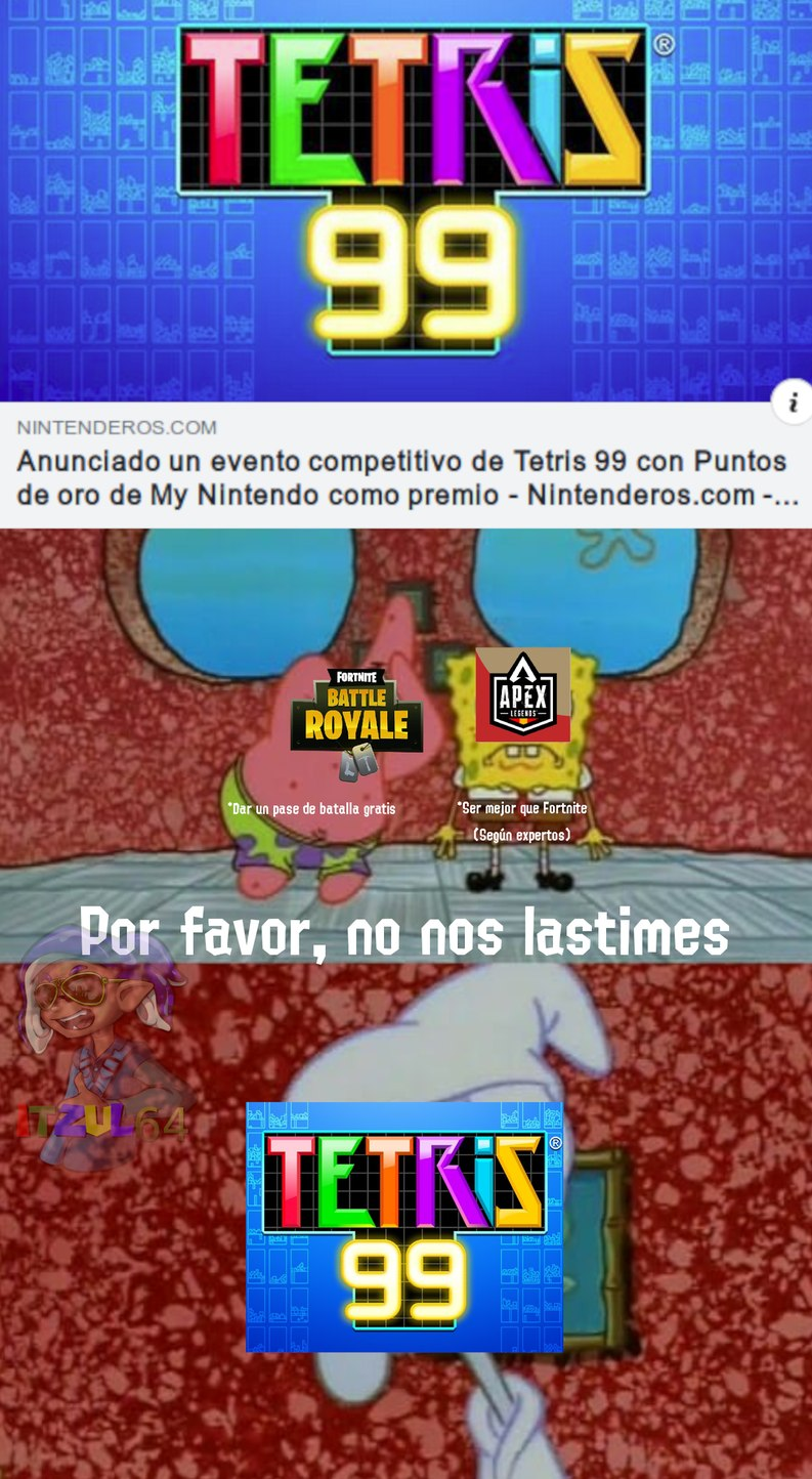 Eventos chidos - meme