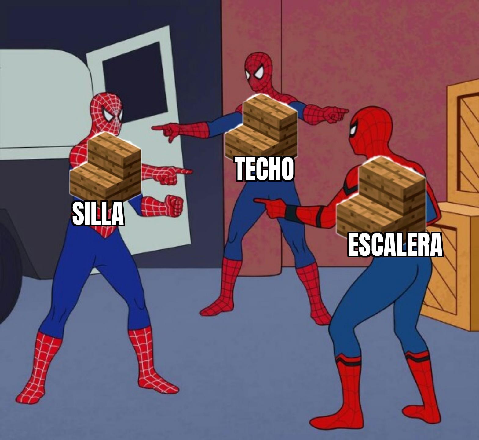 En cuarentena - meme
