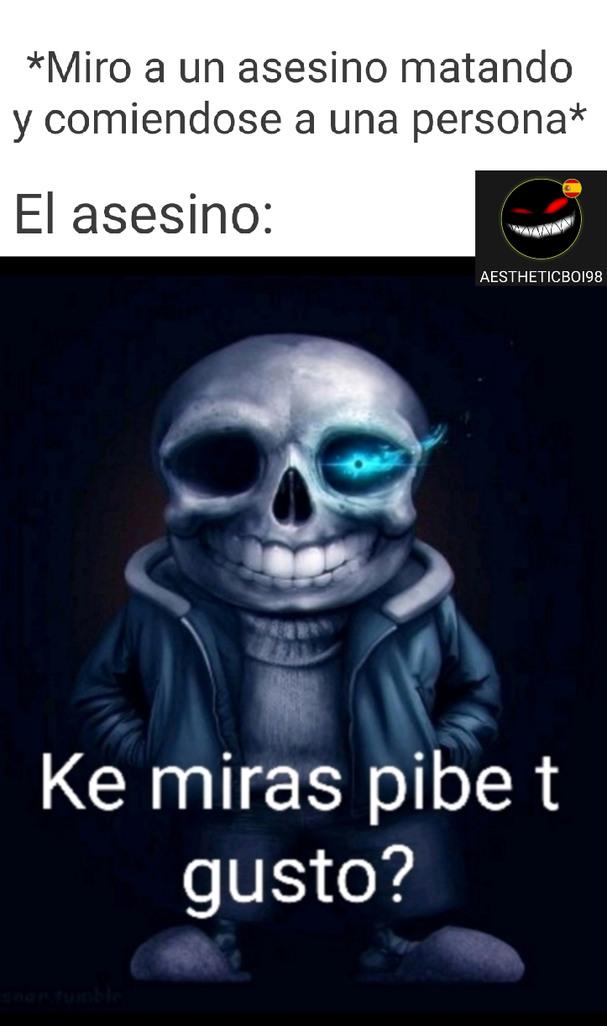 Nuevo momo - meme