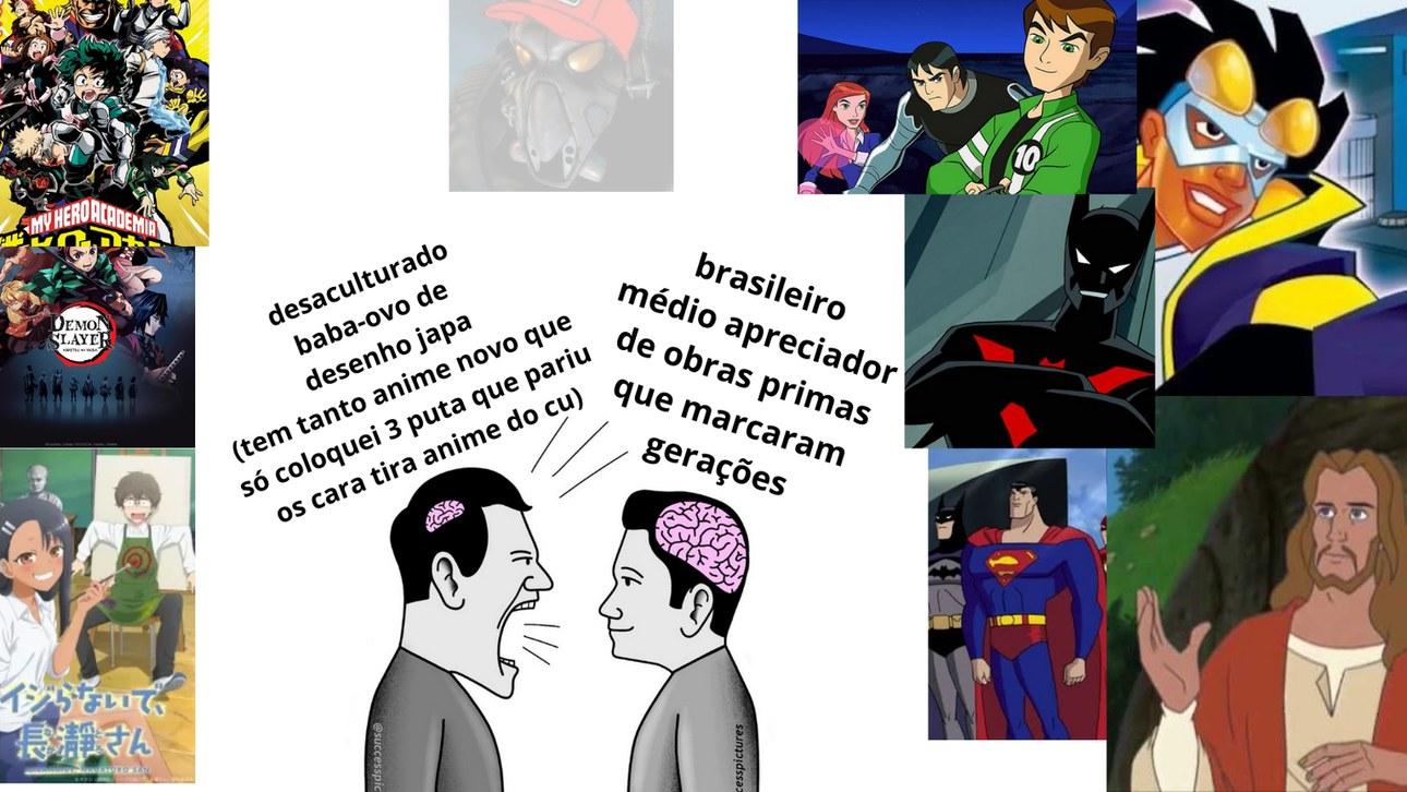 Saudades infância - meme
