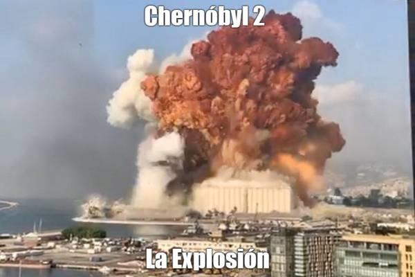 Chernobyl 2 - meme