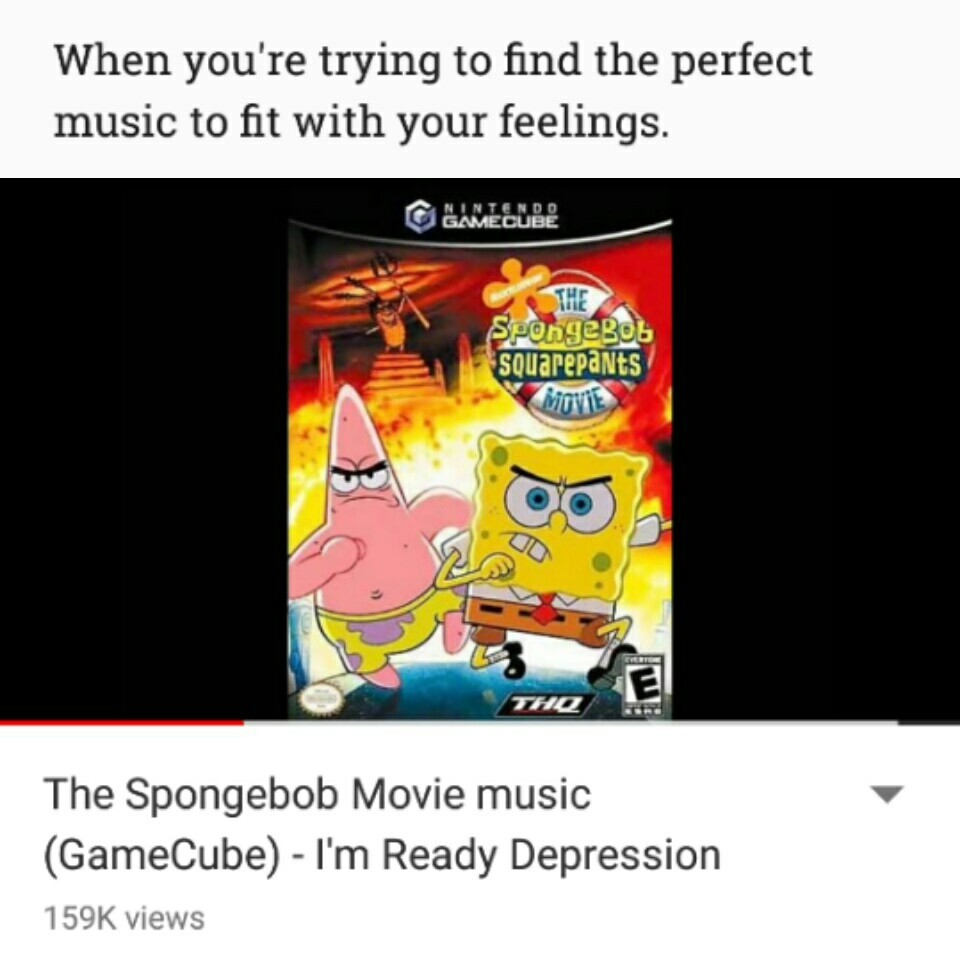 SpongeBob SquarePants the meme