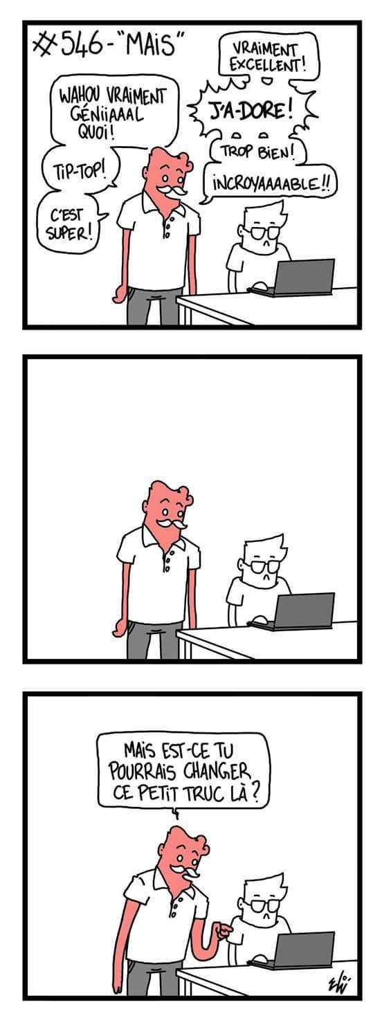 Quand tu programme - meme