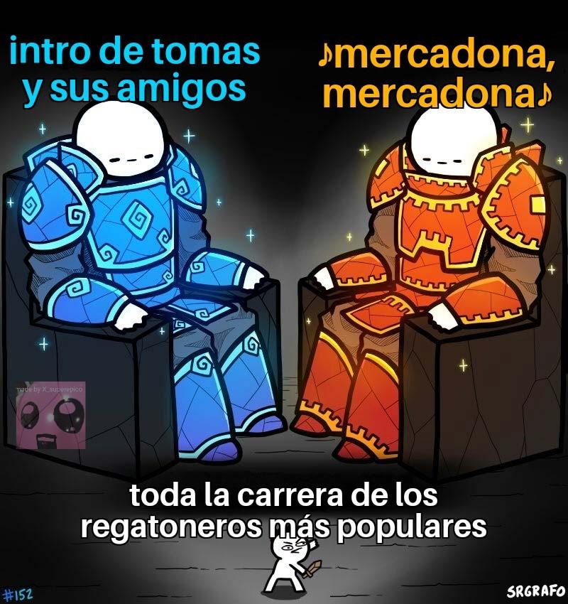Mercadona - meme