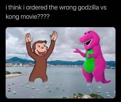 wrong version. - meme