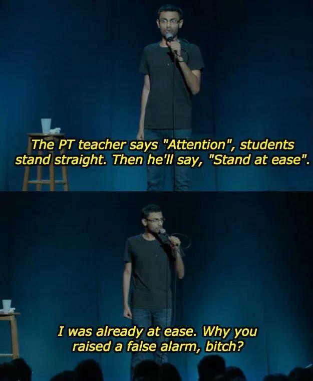 Those PE teacher bitches..... - meme