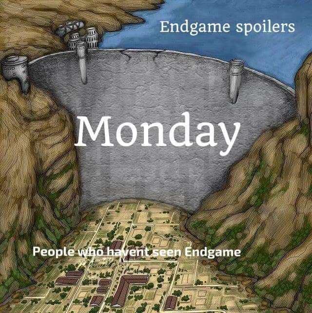 Please no spoilers in comments till tomorrow - meme