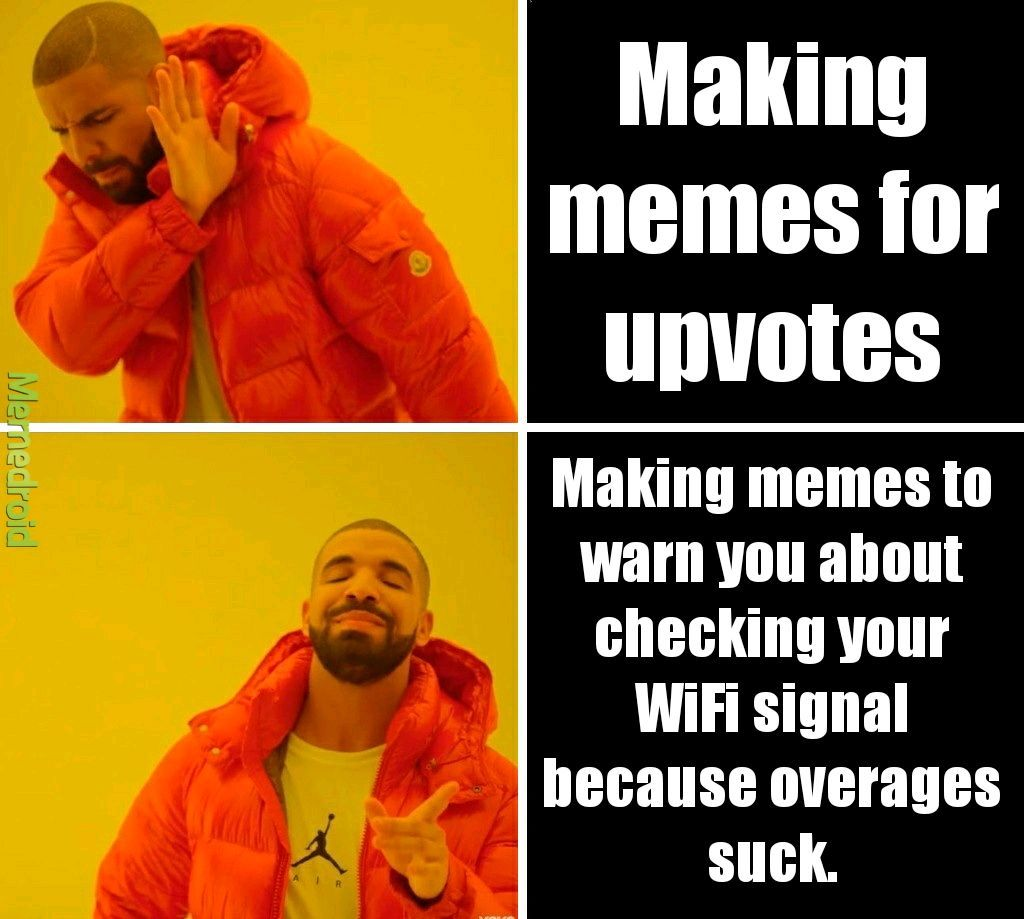And because I care about yall - meme