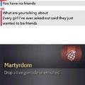 I hope martyrdom isn't in MW