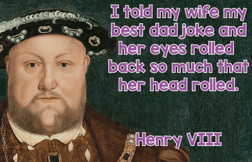 Henry VIII - meme