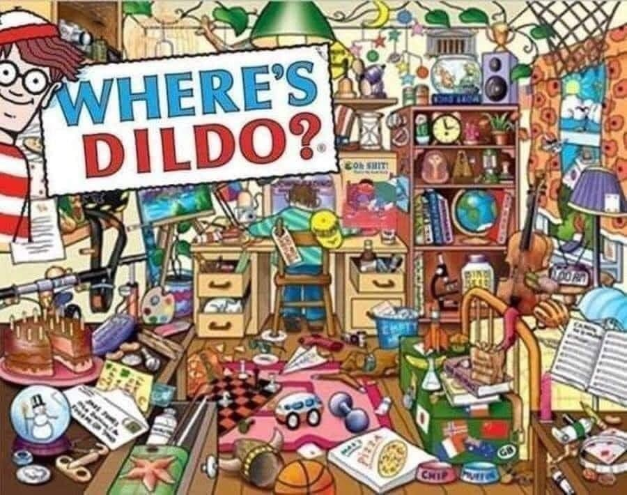 How many can you find?? - meme